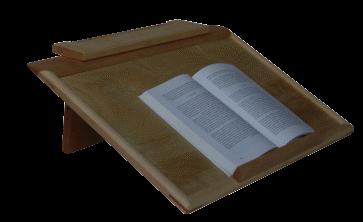 Vivavispa leggio dotto piano inclinabile e piano - Leggio per libri da tavolo ...